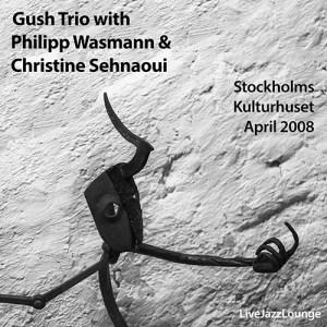 Gush Trio with Philipp Wachsmann & Christine Sehnaoui – Kulturhuset, Stockholm, 2008