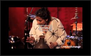 Video: Marilyn Mazur Group, Jazzklubb Fasching, March 2012