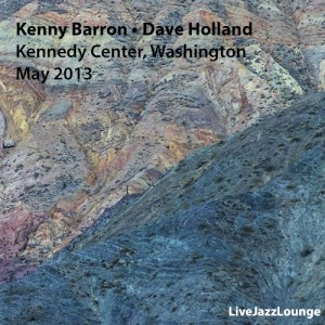 Kenny Barron & Dave Holland – Kennedy Center, May 2013