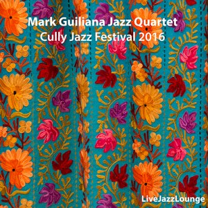Mark Guiliana Jazz Quartet – Cully Jazz Festival, Switzerland, April 2016