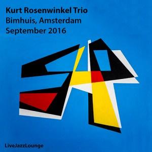 Kurt Rosenwinkel Trio – Bimhuis, Amsterdam, September 2016
