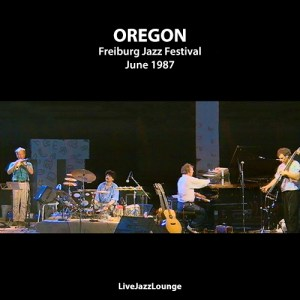 OREGON – Freiburg Jazz Festival, June 1987