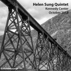 Helen Sung Quintet – Kennedy Center, Washington DC, October 2013