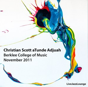 Christian Scott Group – Berklee College of Music, November 2011