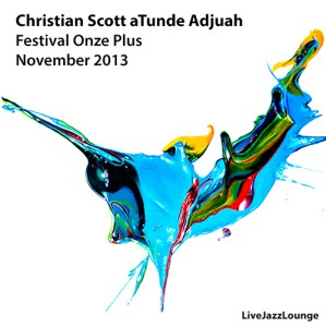 Christian Scott Group – Onze Plus Jazz Festival, November 2013