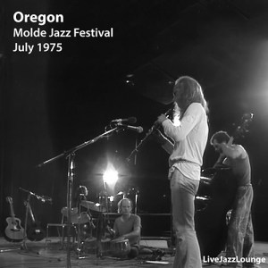 Oregon – Molde Jazz Festival, July 1975