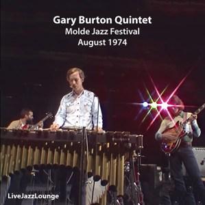 Gary Burton Quintet – Molde Jazz Festival, August 1974