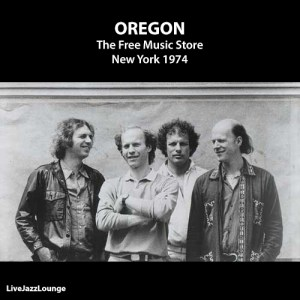 Oregon – The Free Music Store, New York, October 1974