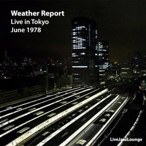 Weather Report – Tokyo, June 1978