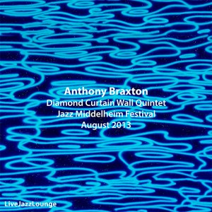 Anthony Braxton & Diamond Curtain Wall Quintet – Jazz Middelheim Festival, August 2013