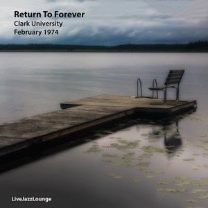 Return To Forever – Clark University, February 1974