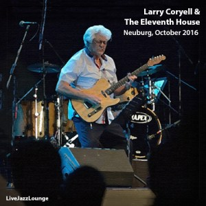 Larry Coryell & The Eleventh House – Neuburg Jazz Festival, October 2016