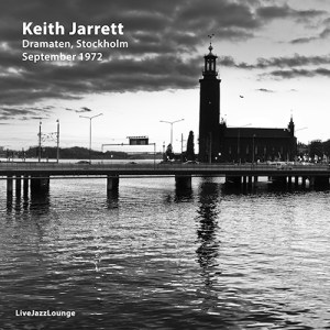Keith Jarrett – Dramaten, Stockholm, September 1972