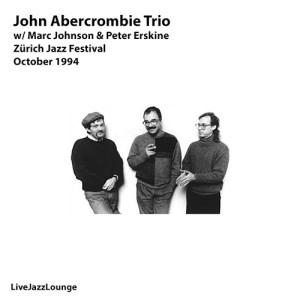 John Abercrombie, Marc Johnson, Peter Erskine – Zürich Jazz Festival, October 1994