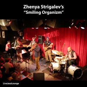 Video: Zhenya Strigalev's Smiling Organizm – Jazzklubb Fasching, January 2014
