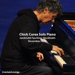 "Chick Corea ""Solo Piano"" – Jazzklubb Fasching, Stockholm, November 1999"