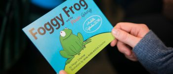 Foggy Frog Book Launch