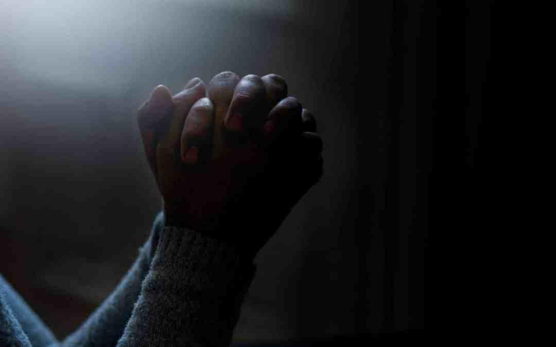Pysähdy ja rukoile