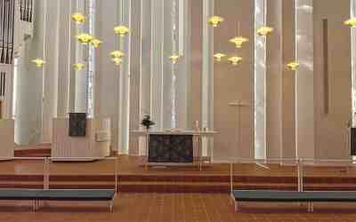 31.05.2020 Jumalanpalvelus Hyvän Paimenen kirkossa