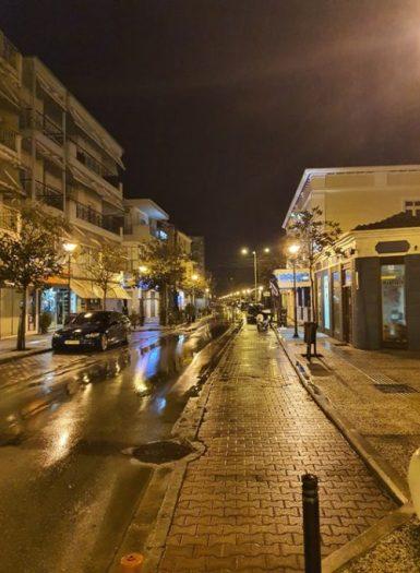 Ο κοροναϊός μετέτρεψε σε πόλη φάντασμα το Λαγκαδά 20 φώτο