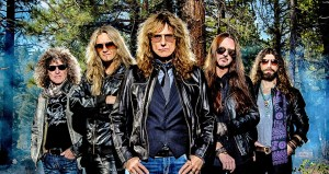 Whitesnake purple