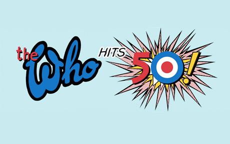 the who hits 50 tour