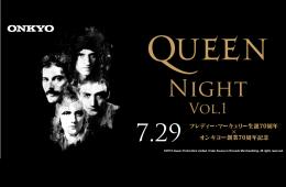 queen night