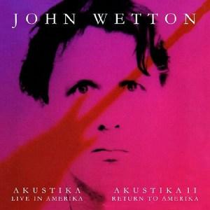 John Wetton Akustika
