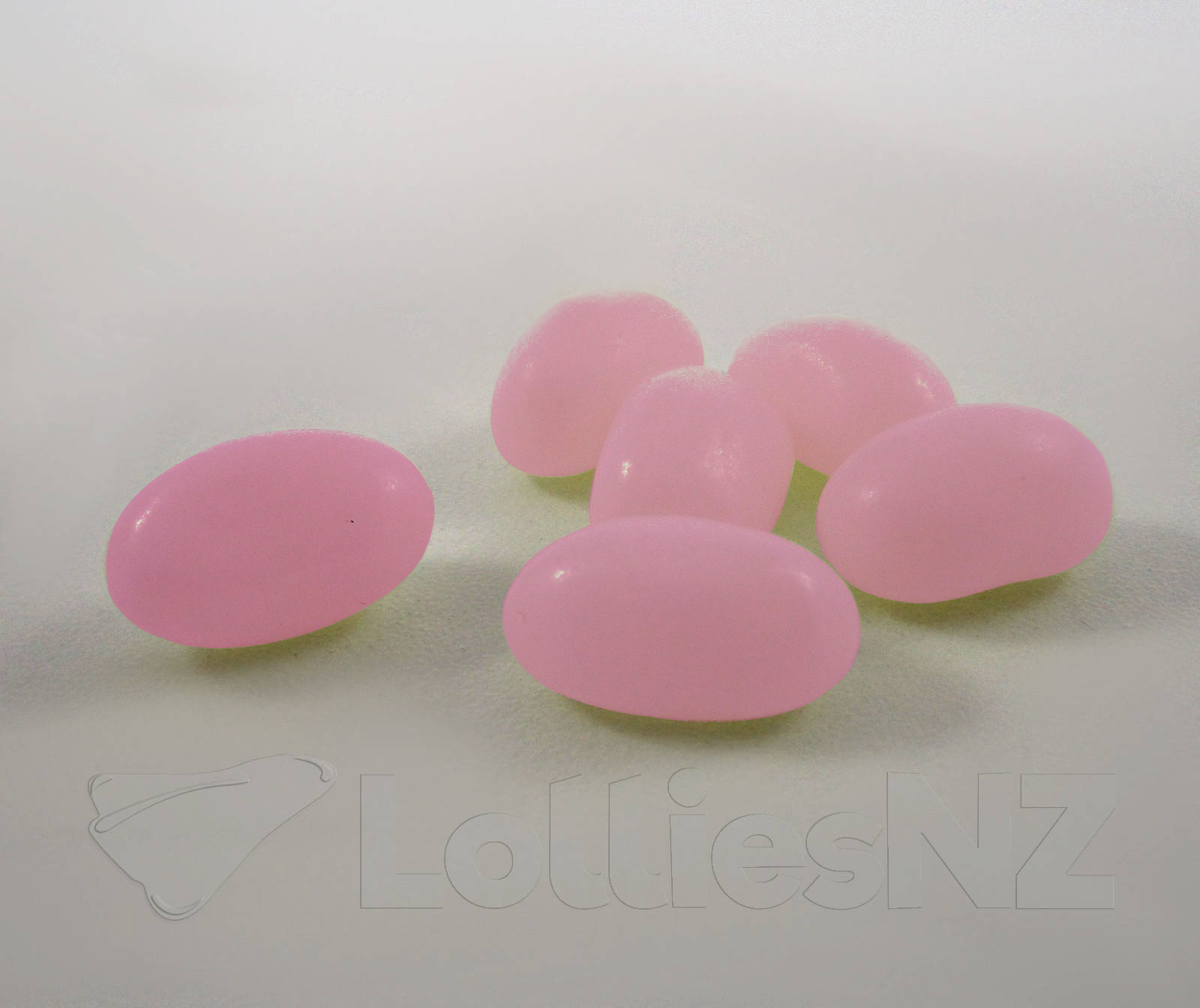 Pink Jelly Beans 1kg