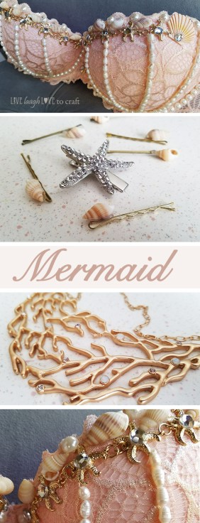 Mermaid Costume Amp Accessories For Less Live Laugh