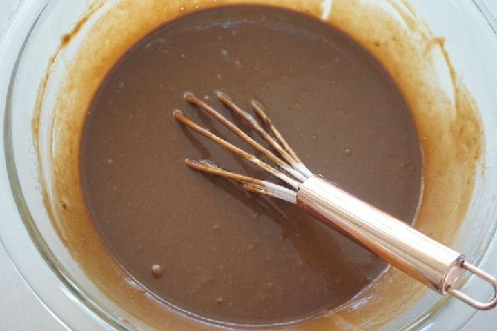 Cake Batter In a Bowl