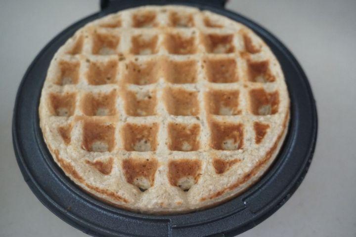 Prepared waffle