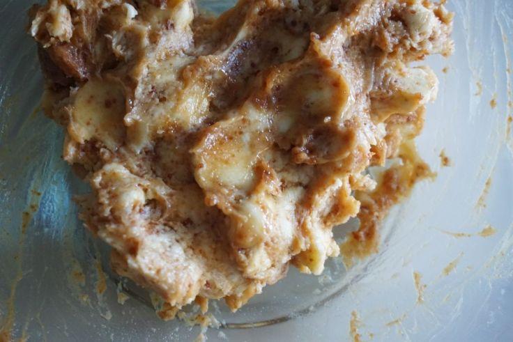 butter jaggery mixed