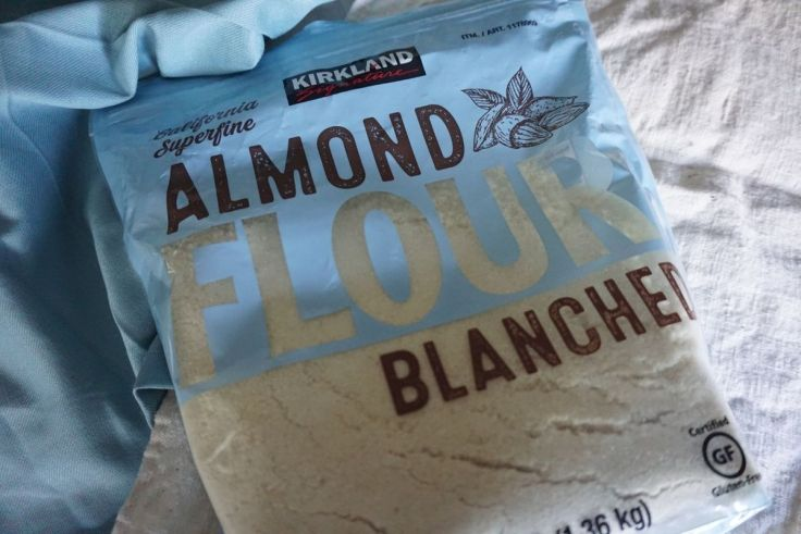 almond flour bag