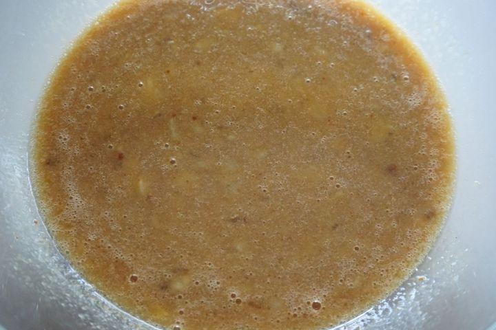 wet ingredients mixture