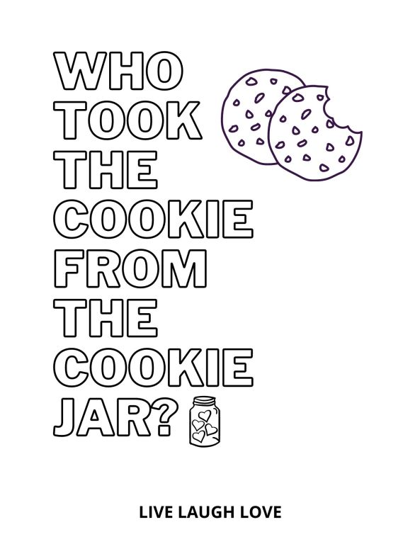 cookie jar quote and cookies picture
