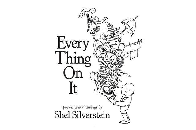 Poems top by shel silverstein ten Shel Silverstein
