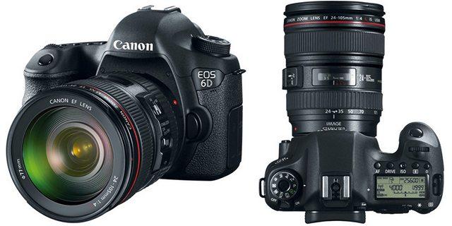 My Camera. Canon 6D