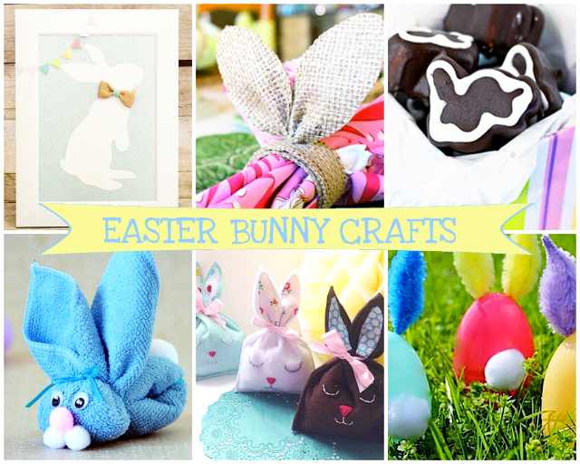 easter bunny crafts