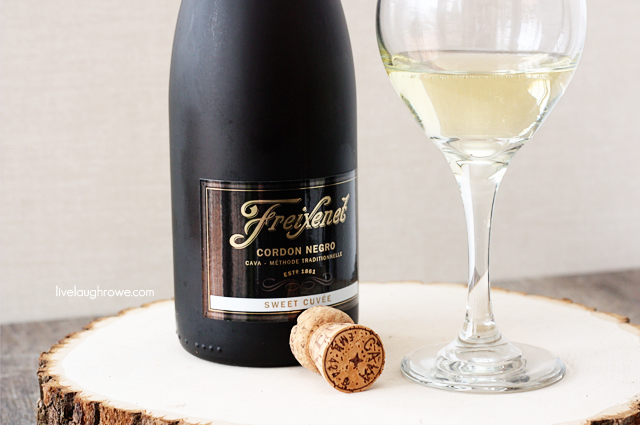 Like sparkling wine?  Freixenet Sparkling Wine is a must-try, more details at livelaughrowe.com