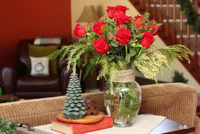 Warm up your Holiday Table with Volcanic Flowers from The Bouqs with livelaughrowe.com