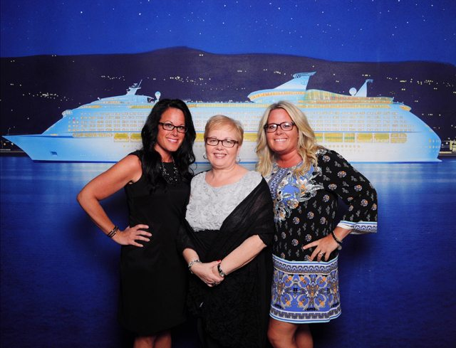 Formal Dinner Night on Royal Caribbean Explorer of the Sea