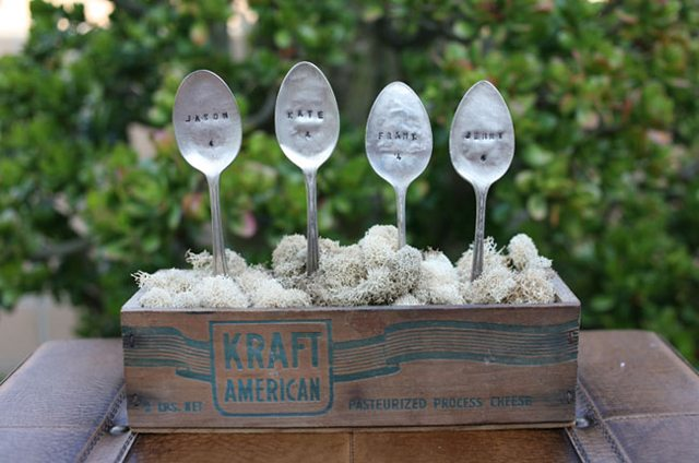 silverware-table-markers