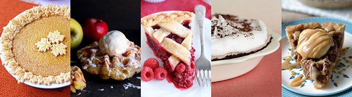 Thanksgiving Recipes. Pies.