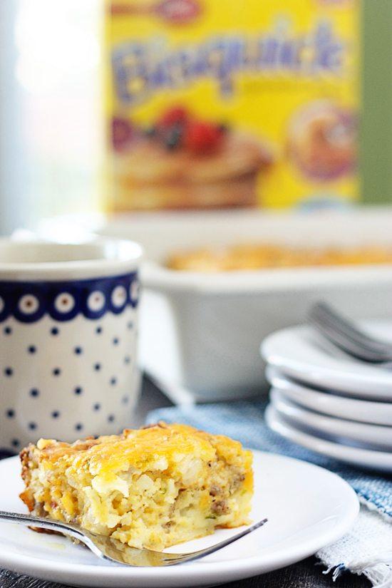Easy Breakfast Bake