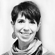 Author Nancy Backues