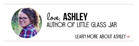 meet ashley, contributor to live laugh rowe