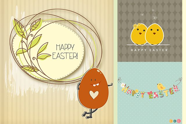 GraphicStock Cute Easter Graphics