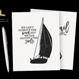 Awesome black and white sailing printables. livelaughrowe.com
