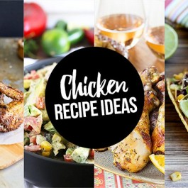 Amazing Chicken Recipe Ideas to consider adding to next weeks meal plan! livelaughrowe.com
